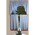 Dublin Stipe 5-piece 24-inch Curtain Set
