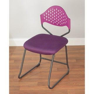 Simple Living Lee and Smith Sled Base Guest Chair