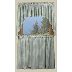 Dublin Stripe 5-piece 36-inch Curtain Set