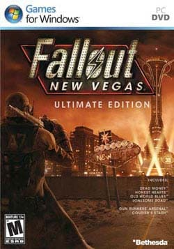 PC - Fallout: New Vegas Ultimate Edition
