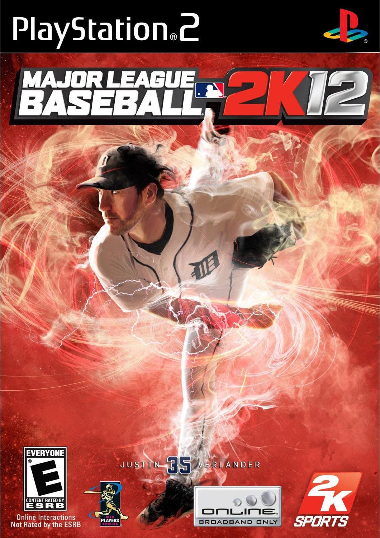 PS2 - MLB 2K12