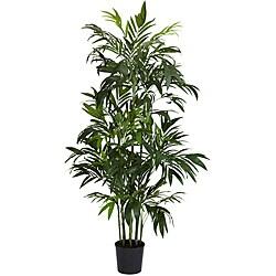 6 ft Bamboo Palm Silk Tree - Thumbnail 0