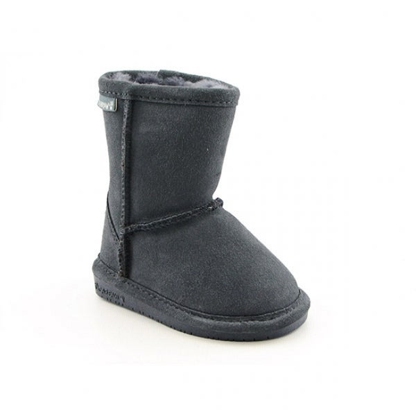 Bearpaw Toddle 'Emma' Grey Charcoal Boots Snow Shoes