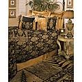 Sherry Kline China Art Black Queen size 6-piece Comforter Set
