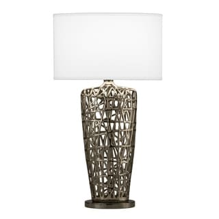 "Nova Lighting ""Bird's Nest Heart"" Table Lamp"