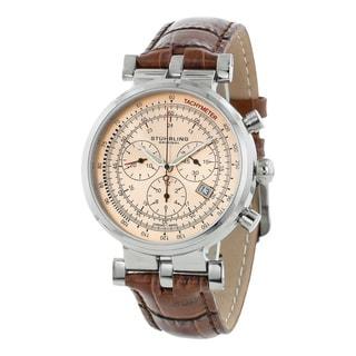 Stuhrling Original Men S Falcon Swiss Quartz Chronograph