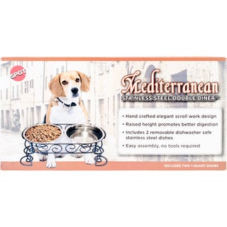 1 Quart Mediterranean Diner by Ethical Pets