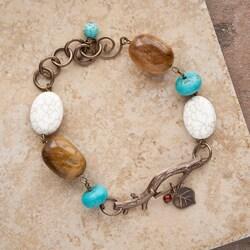 Branch and Leaf Vintage Bracelet