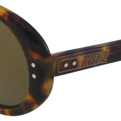 Nike Vision Vintage 76 Unisex Tortioise/Green Aviator Sunglasses - Thumbnail 1