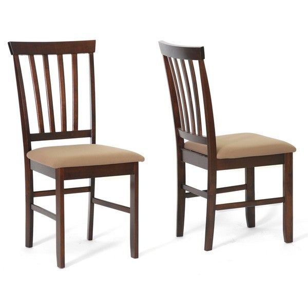 Baxton Studio Tiffany Dining Chairs (Set of 2)