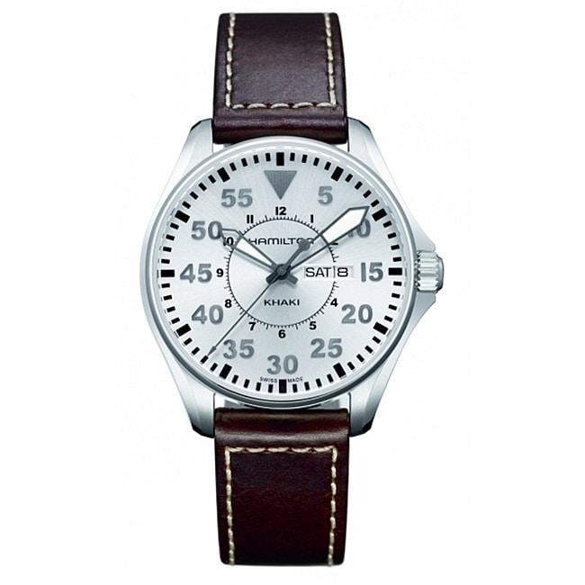 Hamilton Men's Khaki Pilot Watch