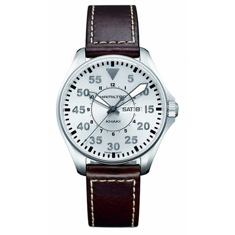 Hamilton Men's Khaki Pilot Watch