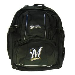 Milwaukee Brewers 18-inch Deluxe Backpack