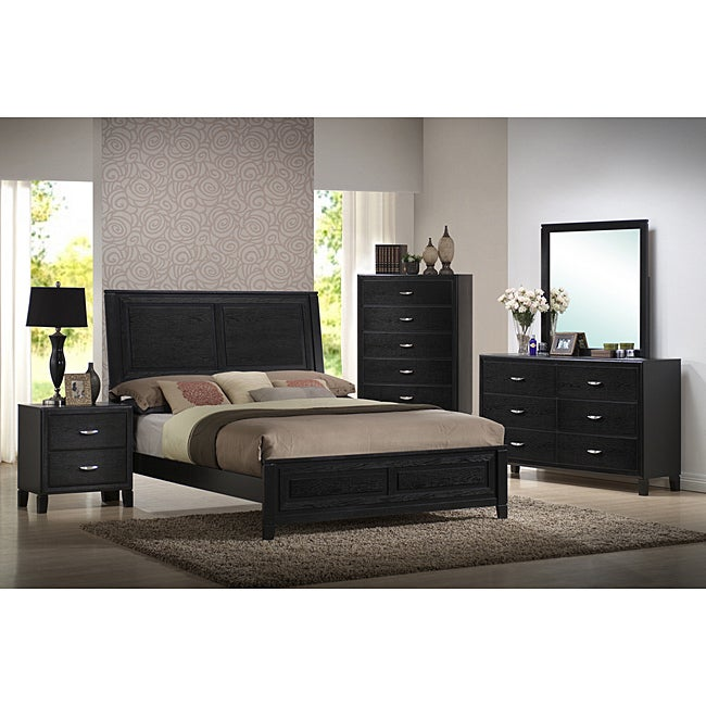 brooklyn 5 piece queen size bedroom set free shipping