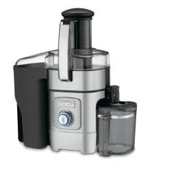 Cuisinart CJE-1000 1000-Watt 5-Speed Juice Extractor (Refurbished)
