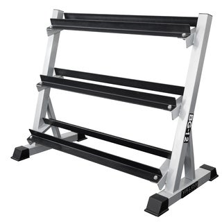 Shop Valor Fitness 3 Tier Dumbbell Rack Free Shipping