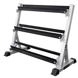 Valor Fitness 3 Tier Dumbbell Rack