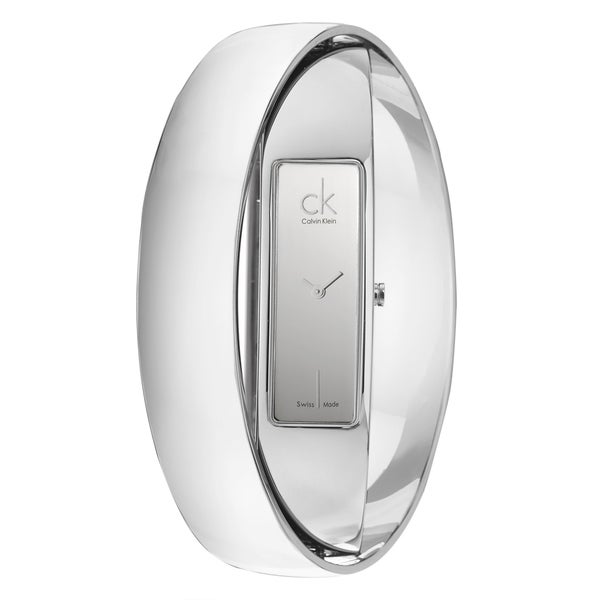 Modern Calvin Klein Women's 'Element' Stainless-Steel Quartz Watch