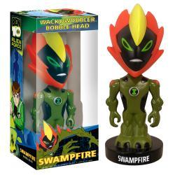 Ben 10 'Swampfire' Wacky Wobbler Bobble Head - Thumbnail 0