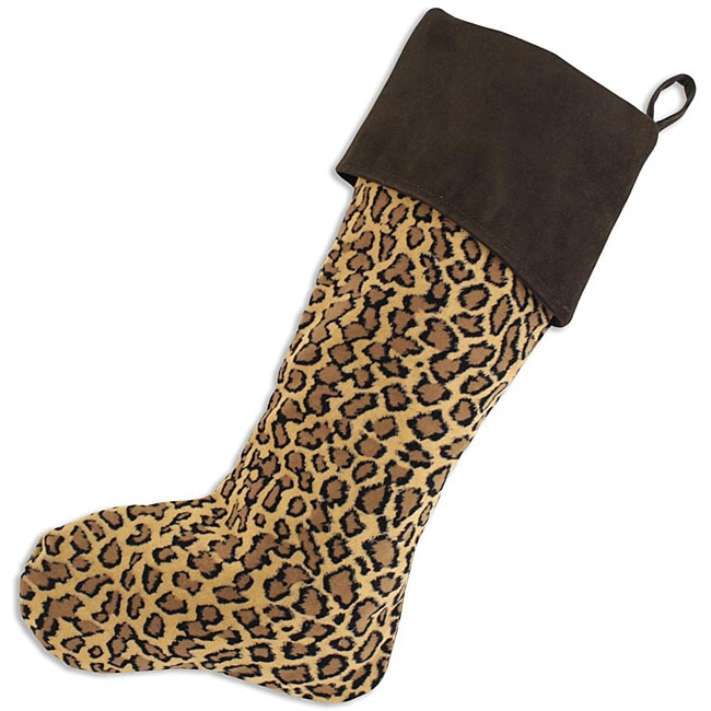 Bobcat Camel Holiday Stocking