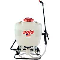 Solo 4 gallon Backpack Sprayer Piston Pump