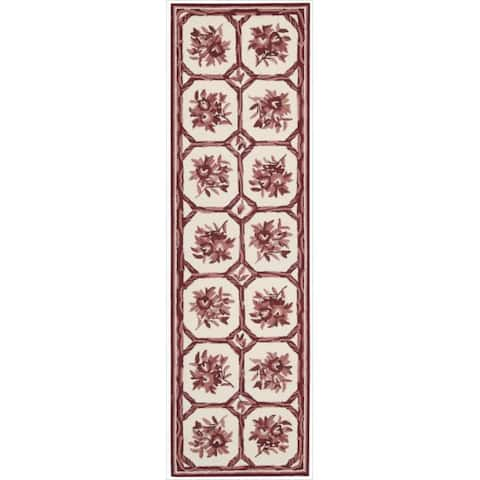 Nourison Country Heritage H307 Area Rug