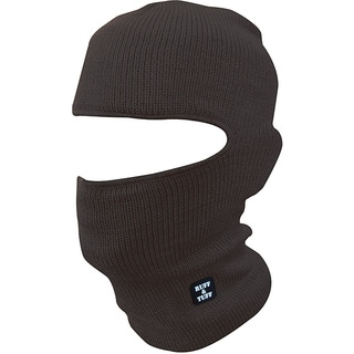 Quiet Wear Men's Black Ruff & Tuff Mask