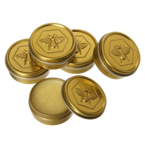 Hypoallergenic Lip Butter Tin (Set of Five)