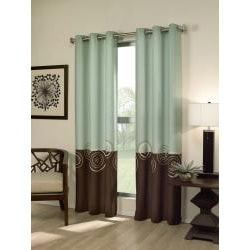 Electra 84-inch Curtain Panel - Thumbnail 1