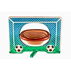 Collapsible Soccer Basket