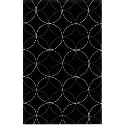Hand-tufted Contemporary Alston Black Geometric Abstract Rug (9' x 13')|https://ak1.ostkcdn.com/images/products/6356498/78/343/Hand-tufted-Contemporary-Alston-Black-Geometric-Abstract-Rug-9-x-13-P13975902.jpg?impolicy=medium