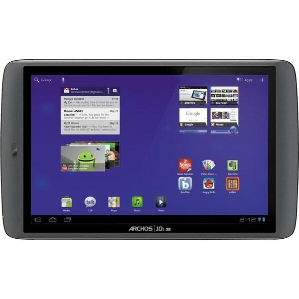 "Archos 101 G9 501889 8 GB Tablet - 10.1"" - Wireless LAN - Texas Instr"