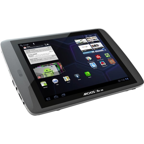 "Archos 80 G9 501897 8 GB Tablet - 8"" - Wireless LAN - Texas Instrumen"