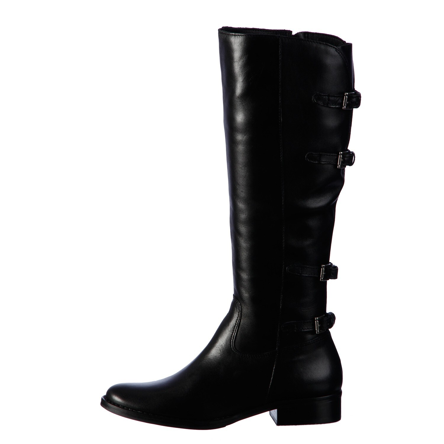 45335a9e1 Shop Matisse Women's 'Becky' Leather Boots FINAL SALE - Free Shipping Today  - Overstock - 6356687