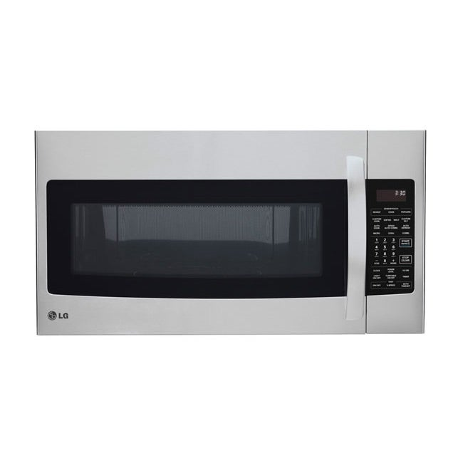 LG Over-the-Range 1.7 Cu. Ft. 950-1500 Watt Microwave Oven