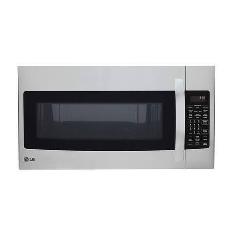 LG Over-the-Range 1.7 Cu. Ft. 950-1500 Watt Microwave Oven