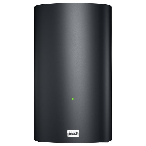WD My Book Live Duo WDBVHT0060JCH Network Storage Server