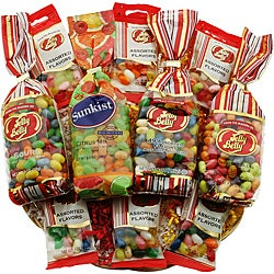 Jelly Belly Bean Blast Basket