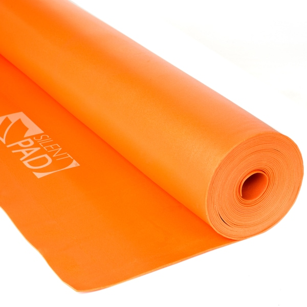 LessCare SP2-100 3 in 1 Acoustical and Moisture Barrier Floor Underlayment (100 Sq Ft Per Roll)