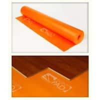Floor Underlayment 100 Sq Ft Acoustical Moisture Barrier LCU2-200