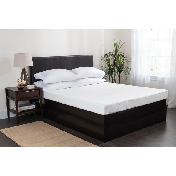 50 Off Mattress Sale: Shop Super Comfort 6-inch Queen-size Memory Foam Mattress