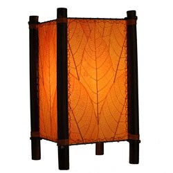 Tangerine Fortune Table Lamp (Philippines)