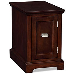Chocolate Cherry Printer Stand/ Cabinet End Table