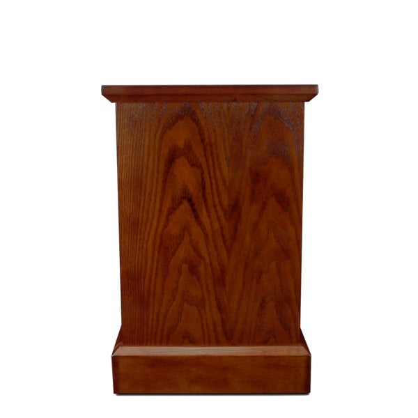Mission Printer Stand/ Cabinet End Table   Free Shipping Today    Overstock.com   13977927