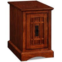 Mission Printer Stand/ Cabinet End Table