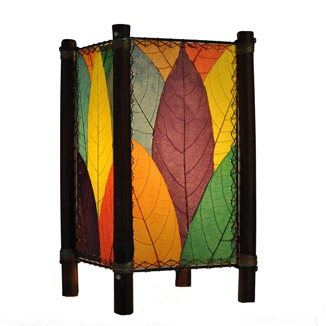 Handmade Multi-Fortune Table Lamp (Philippines)
