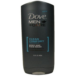 Dove Men+Care Clean Comfort 13.5-ounce Body and Face Wash