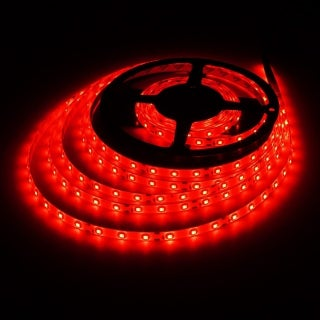 ITLED 3528 Indoor LED Strip Lighting 12V 600 (Option: Red)