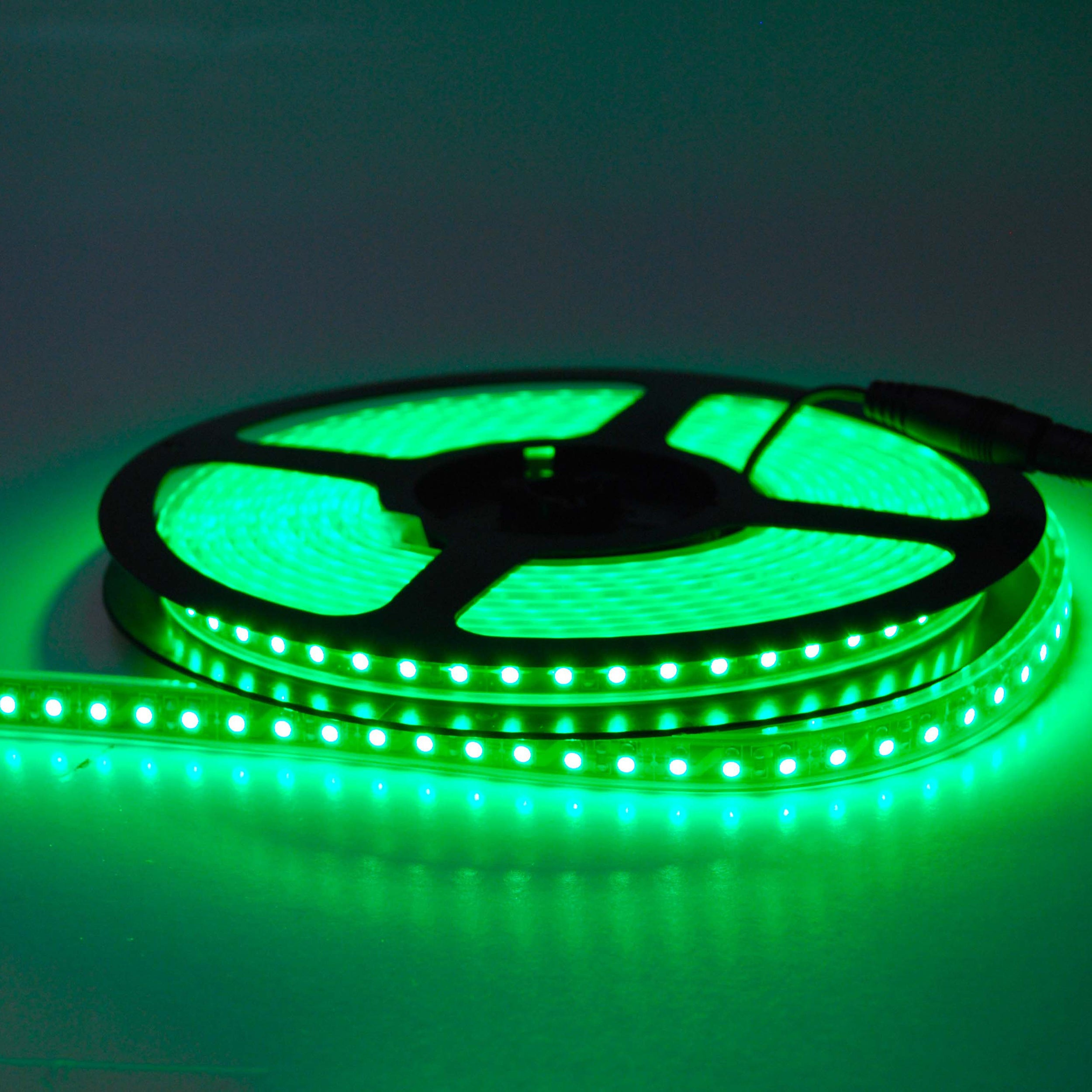 Itled 3528 12V 600 LED Waterproof Silicone Strip Lighting...
