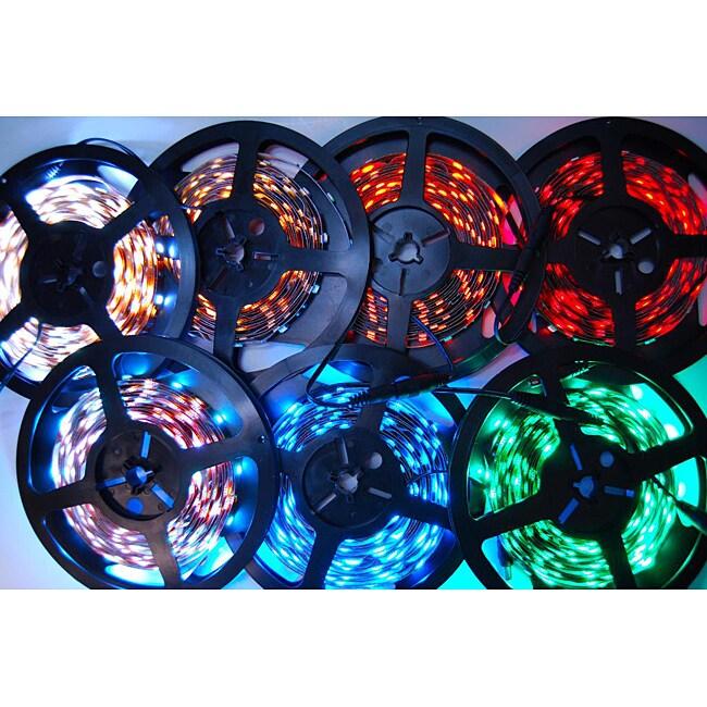 Itled 5050 12V 150 LEDs Strip Lighting (Warm white), Beig...